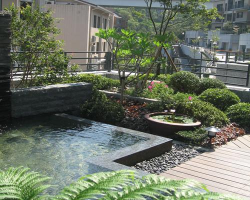 廊架屋顶花园,廊架