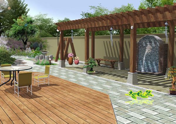 庭院景观-设计