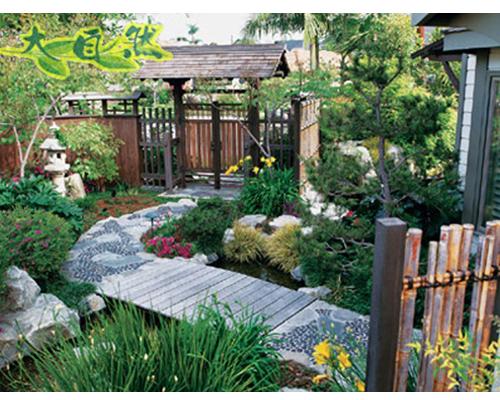 日式小庭院