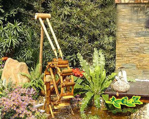 经典田园式庭院设计