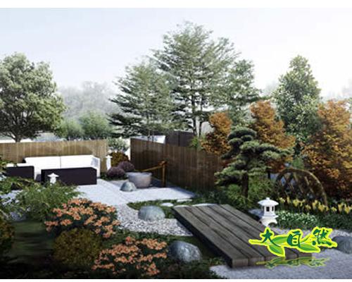 小庭院花园景观设计细节把握及处理, 总结三种提升小庭院景观的简易